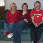 2007 Christmas in Gunnison - Kelly from Durango, Erica from Texas, Kyle from CO Springs, WilArlene from Kansas